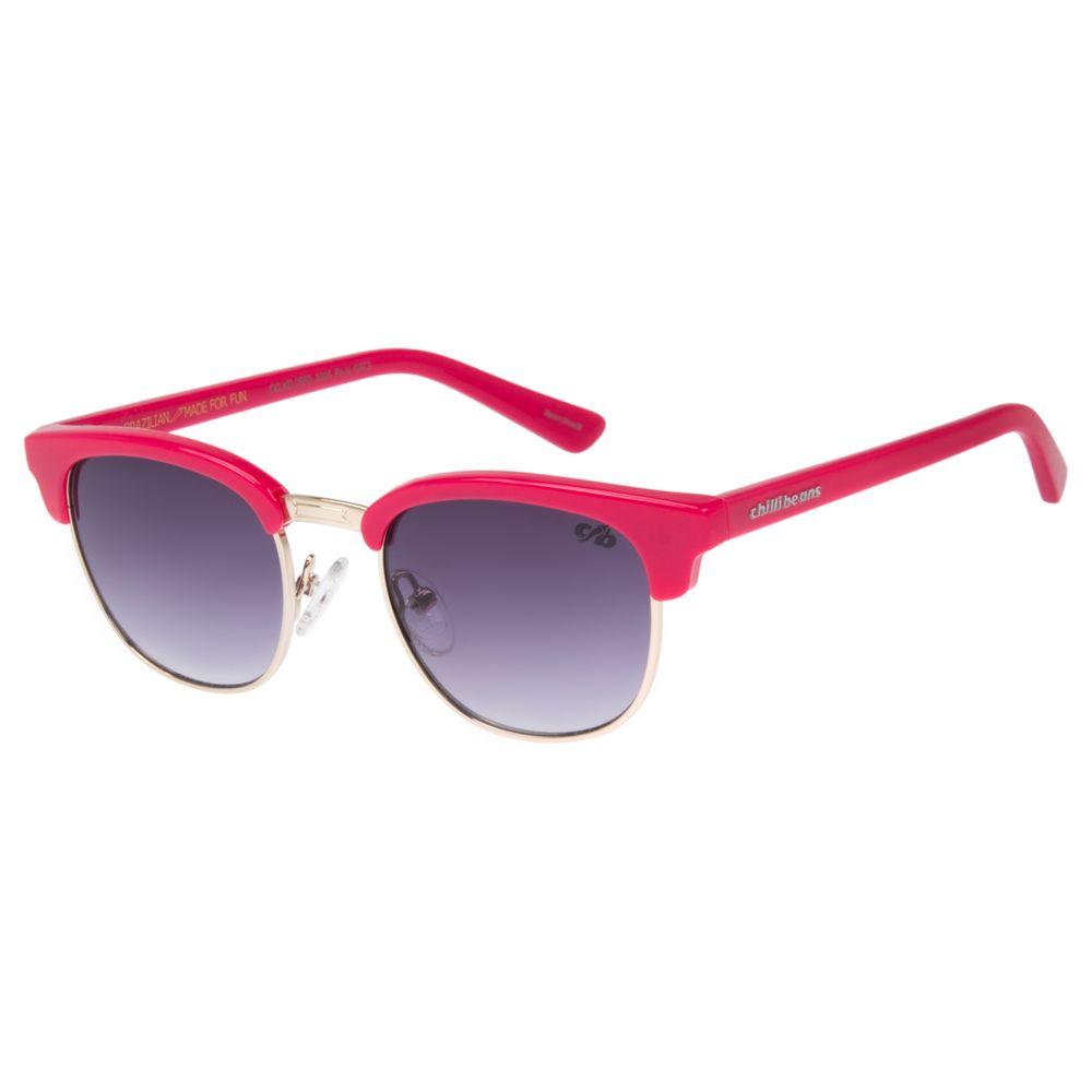 a963ace61449e Óculos de Sol Feminino Chilli Beans Rose 0550 - OC.KD.0550.2095 P.