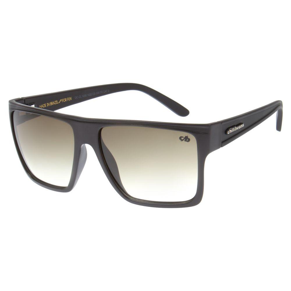 Óculos de Sol Unissex Chilli Beans Essential Quadrado Degradê OC.CL.1058-1420