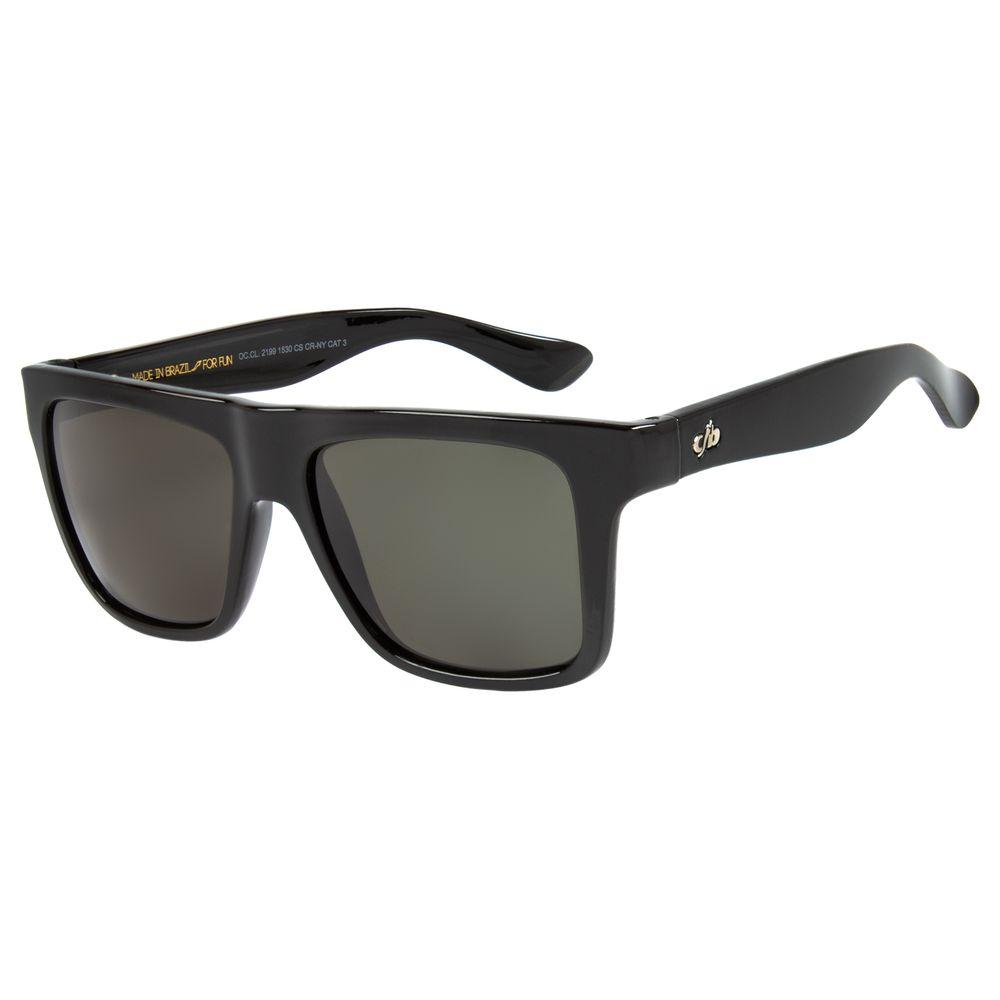 Óculos de Sol Chilli Beans Bossa Nova Verde Masculino OC.CL.2199-1530