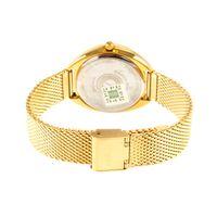 Relógio Analógico Feminino Chilli Beans Cristal Dourado RE.MT.0608-2121.2
