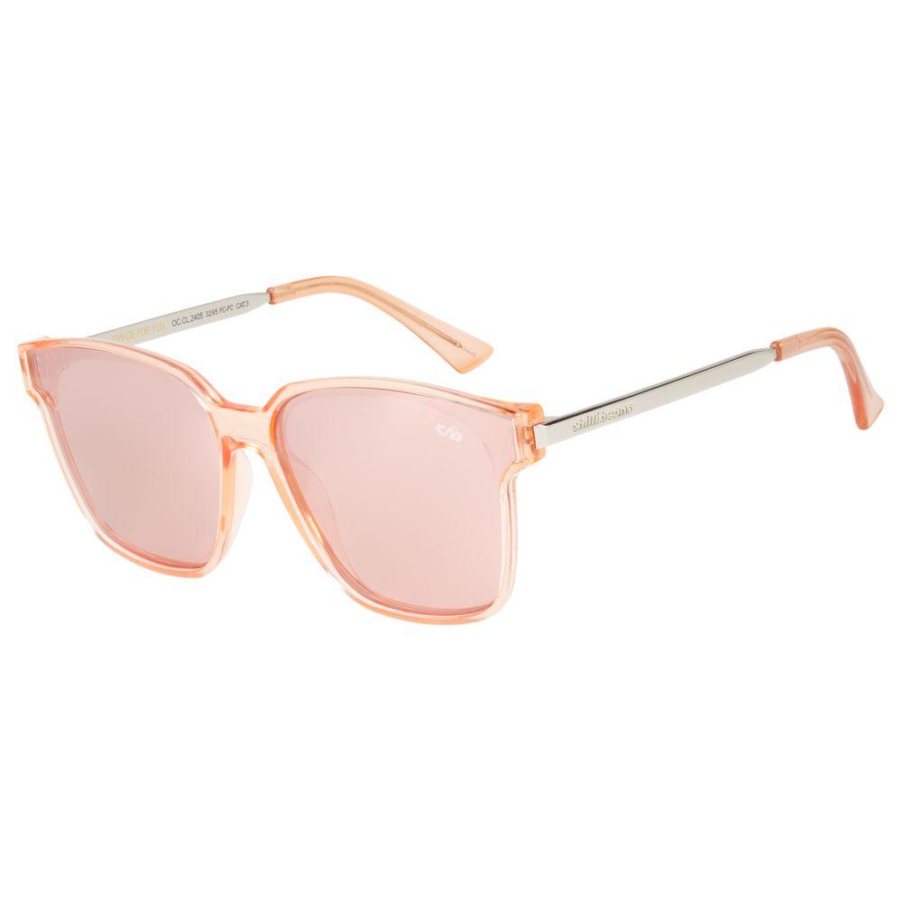 0799ac9491ef1 Óculos de Sol Feminino Chilli Beans Rose 2405 - OC.CL.2405.3295 M.