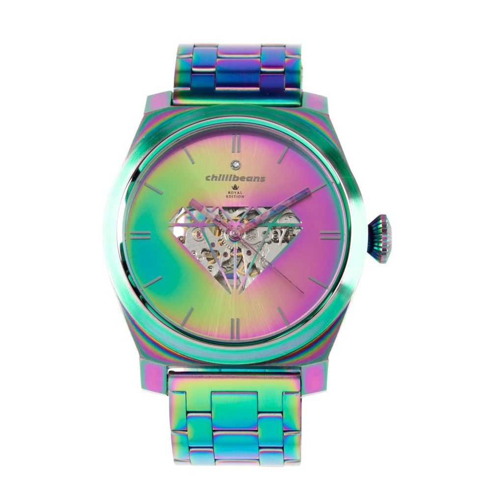 f0a99ba56df Relógio Masculino Chilli Beans Colorido 0724 - RE.MT.0724.8080 GG. RE.MT .0724.8080