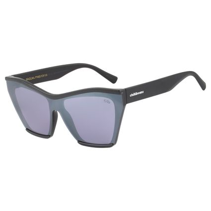 Óculos de Sol Feminino Chilli Beans Preto OC.CL.2431-0001