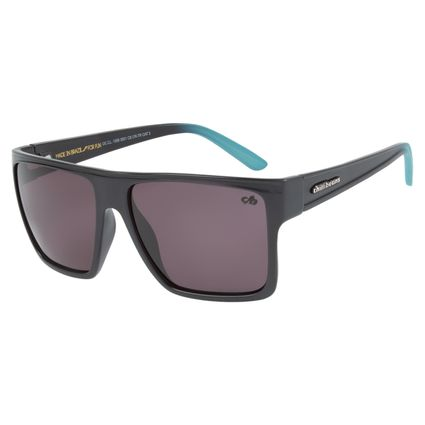 Óculos de Sol Unissex Chilli Beans Essential Quadrado Azul Marinho OC.CL.1058-3501