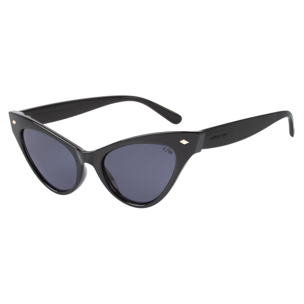 Óculos de Sol Feminino Vintage Por Marcelo Sommer Preto 2523 -  OC.CL.2523.0101 M. OC.CL.2523.0101 e0b0ef5392