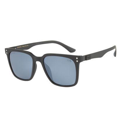 e8b71d7fb7e4f Óculos de Sol Masculino Pais 2018 Preto 2501