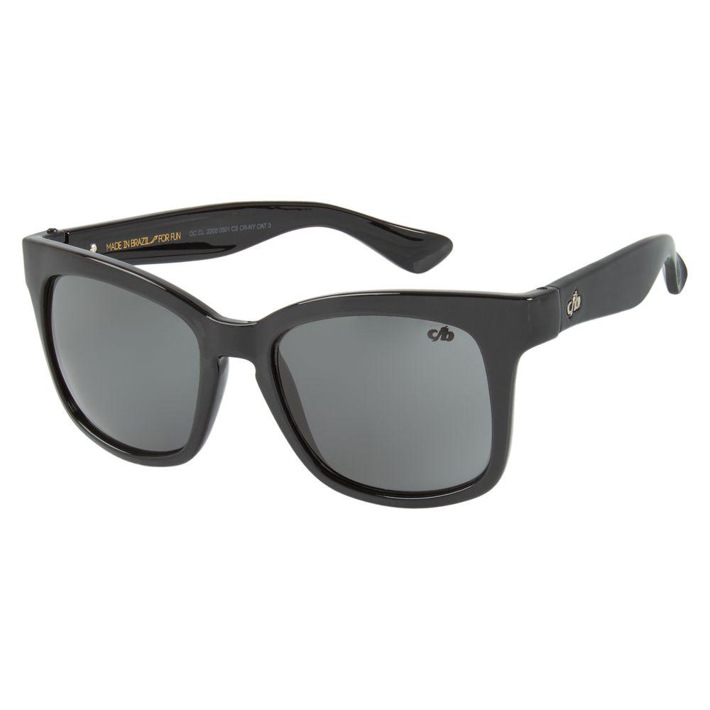 Óculos de Sol Feminino Chilli Beans Preto 2200 - OC.CL.2200.0501 M.  OC.CL.2200.0501 8a0b10e37f