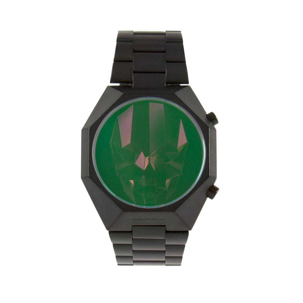 Relógio Digital Masculino Chilli Beans Caveira Colorido RE.MT.0666-8080