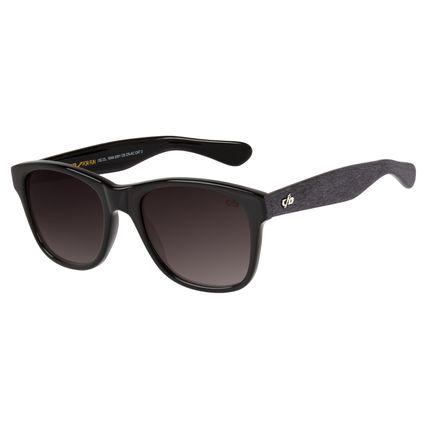 Óculos de Sol Unissex Chilli Beans Bossa Nova Essencial Preto OC.CL.1549-2001