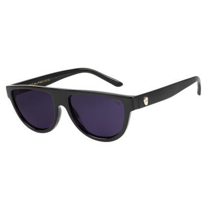Óculos de Sol Unissex Chilli Beans Caveira Preto OC.CL.2528-0101