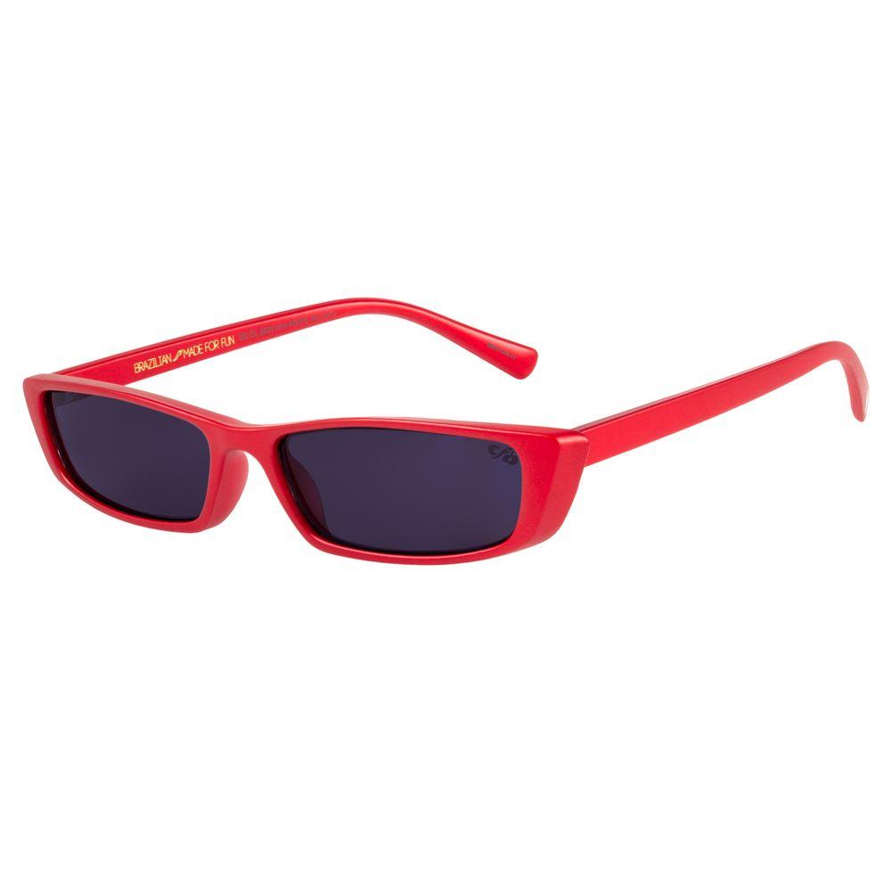 Óculos de Sol Feminino Chilli Beans Caveira 2018 Vermelho OC.CL.2531-0116