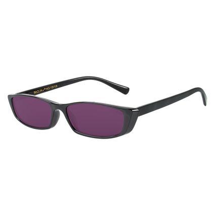 Óculos de Sol Feminino Chilli Beans Caveira 2018 Preto OC.CL.2531-1401