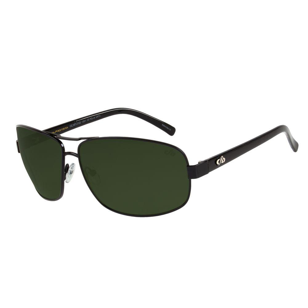 Óculos de Sol Masculino Chilli Beans Executivo Preto OC.MT.2123-1501