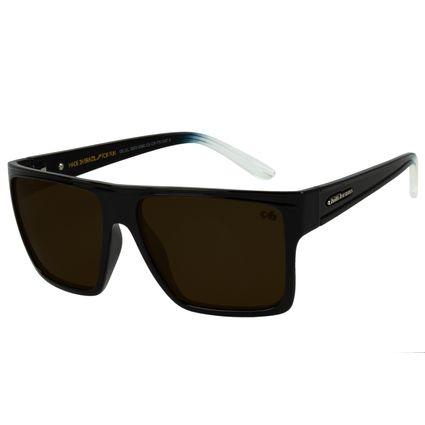 Óculos de Sol Unissex Chilli Beans Azul Polarizado Essential OC.CL.2203-0390