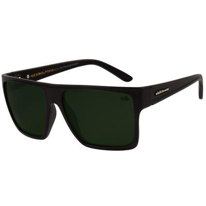 Óculos de Sol Unissex Chilli Beans Verde Polarizado Essential OC.CL.2203-3126