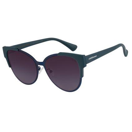 6b48c44b1 Óculos de Sol Feminino Chilli Beans Azul 2550 R$ 249,98 ou 4x de R$ 62,49  Ver detalhes