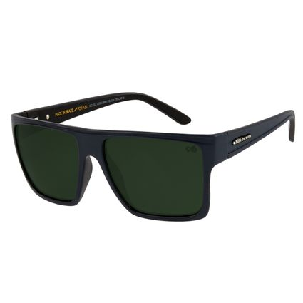 Óculos de Sol Unissex Chilli Beans Azul Polarizado Essential OC.CL.2203-2690