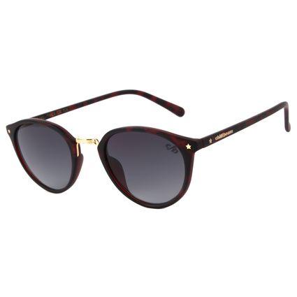 c53c691d6872f Óculos de Sol Feminino Chilli Beans Tartaruga 0511