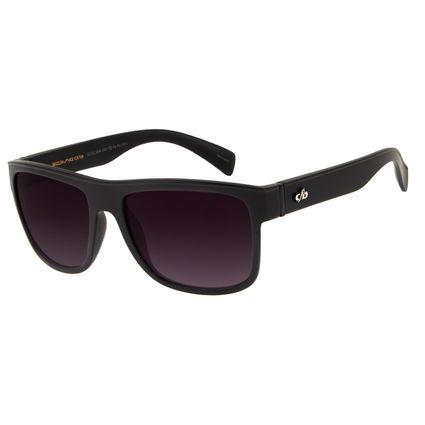 Óculos de Sol Masculino Chilli Beans Quadrado Preto OC.CL.2544-2001
