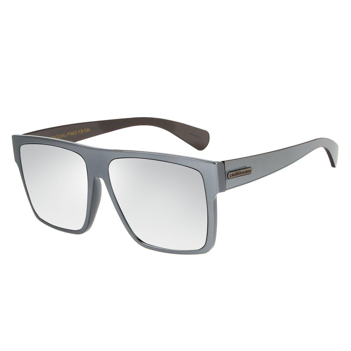1d38d1472 Óculos de Sol Masculino Chilli Beans Grafite 2545 - OC.CL.2545.3224 M. REF:  OC.CL.2545.3224. OC.