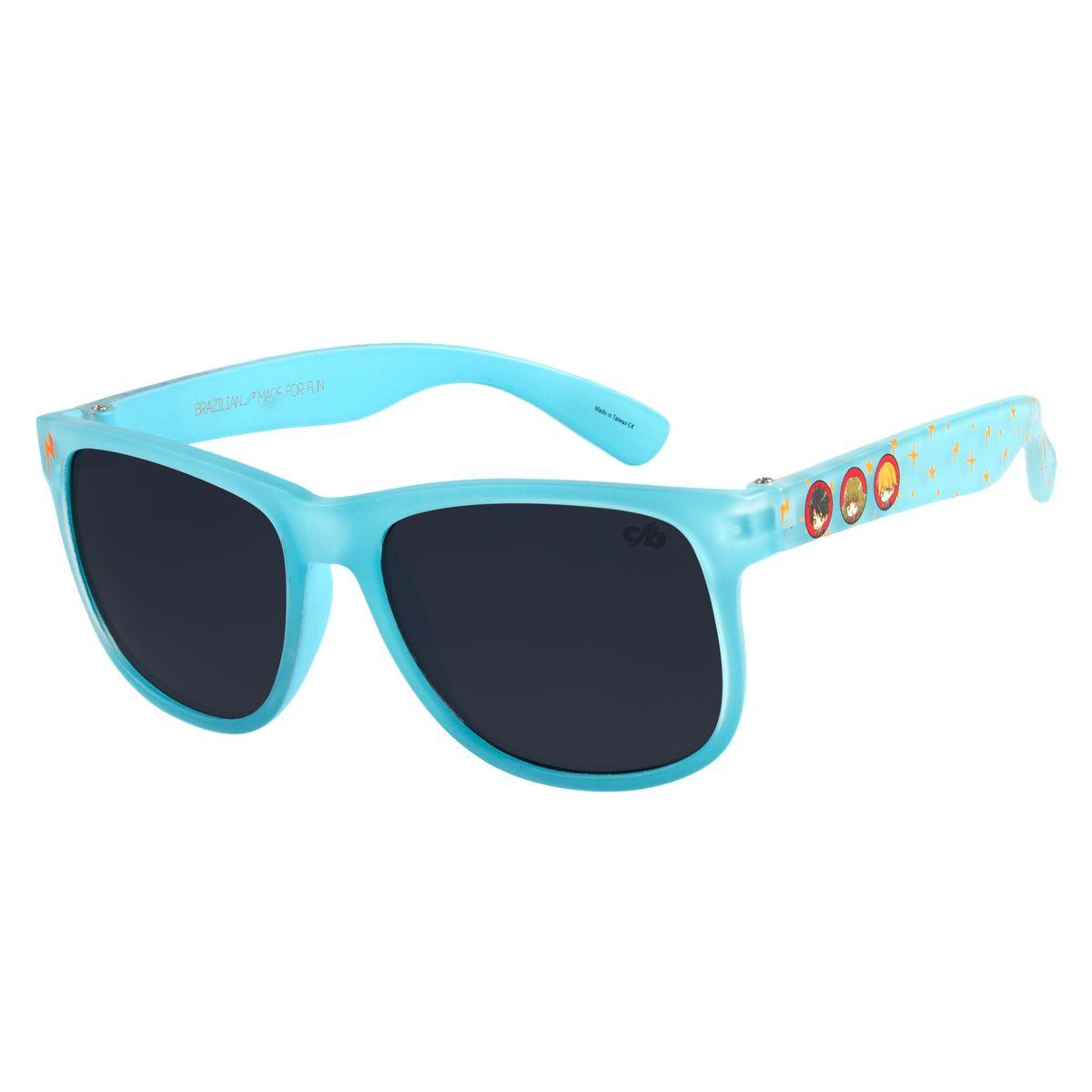 6b944eb13 Óculos de Sol Infantil Harry Potter Azul 0580 - Chilli Beans