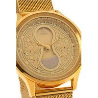Relógio Analógico Feminino Harry Potter Vira-Tempo Dourado RE.MT.0757-2121.4