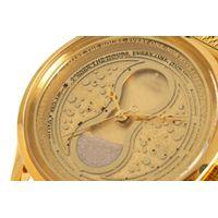 Relógio Analógico Feminino Harry Potter Vira-Tempo Dourado RE.MT.0757-2121.5