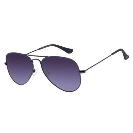 Óculos de Sol Unissex Chilli Beans Preto OC.MT.2512-2031