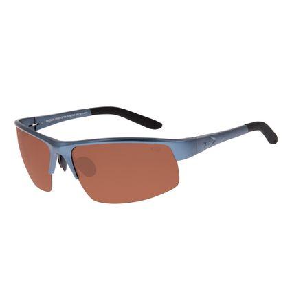 Óculos de Sol Masculino Chilli Beans Esportivo Azul Polarizado OC.AL.0197-0290