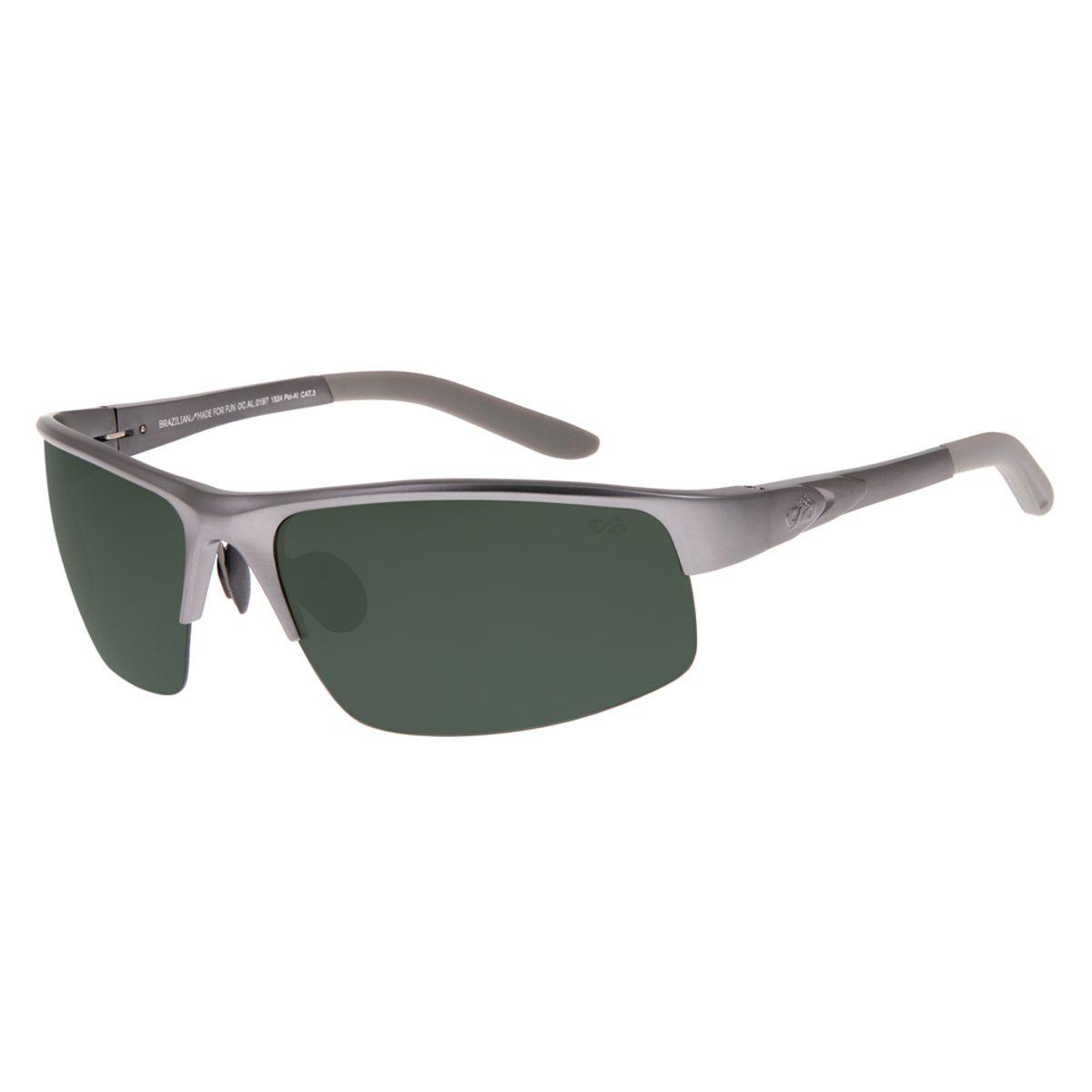7ae5aea7e Óculos de Sol Masculino Esportivo Chilli Beans Grafite Polarizado 0197 -  OC.AL.0197.1524 M. REF: OC.AL.0197.1524. OC.