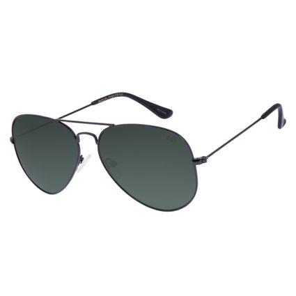 Óculos de Sol Unissex Chilli Beans Aviador Polarizado Brilho OC.MT.2514-1530