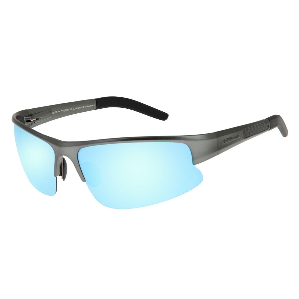bd688c8ee Óculos de Sol Chilli Beans Esportivo Masculino Polarizado Espelhado ...