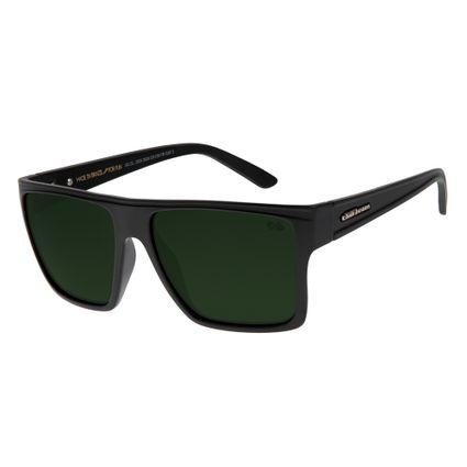 Óculos de Sol Unissex Polarizado Chilli Beans Cinza Essential OC.CL.2203-2628