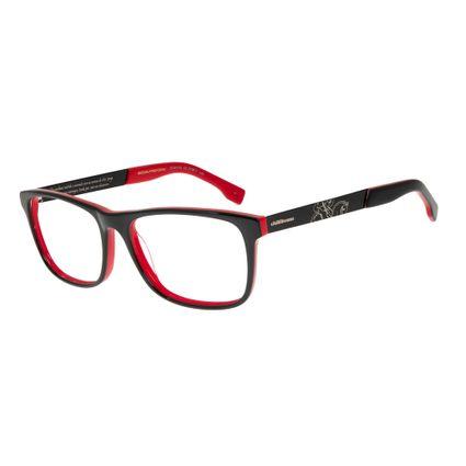 Armação para Óculos de Grau Masculino Boto Fé PretoLV.AC.0514-0101