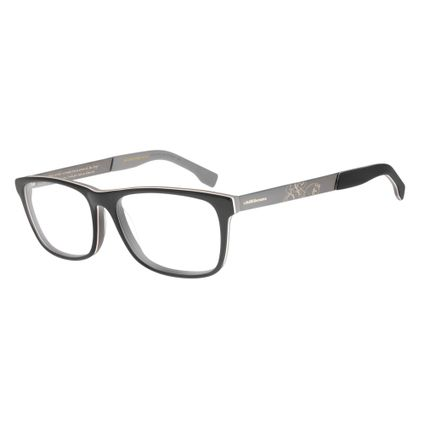 Armação para Óculos de Grau Chilli Beans Masculino Boto Fé Prata LV.AC.0514-0107