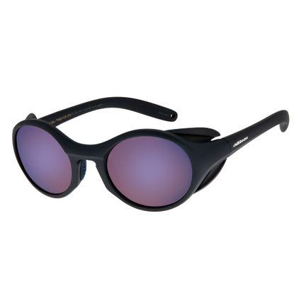 Óculos de Sol Masculino Chilli Beans Redondo Azul OC.ES.1167-9190