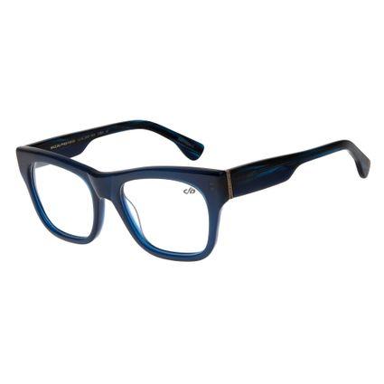 Armação Para Óculos de Grau Unissex Chilli Beans Azul LV.AC.0440-0808