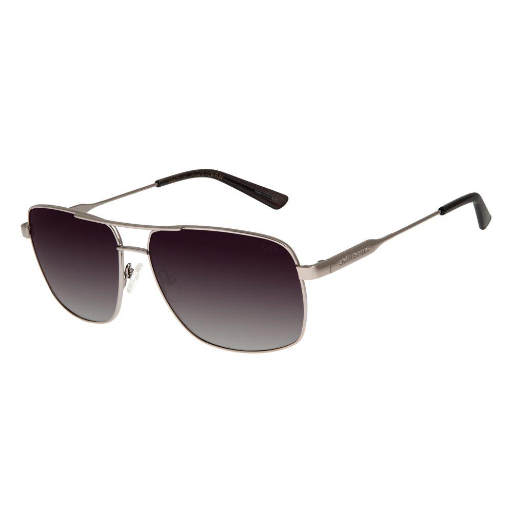 Óculos de Sol Masculino Chilli Beans Executivo Degradê Polarizado OC.MT.2538-2022