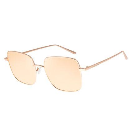 Óculos de Sol Feminino Chilli Beans Banhado A Ouro Rose OC.MT.2573-9595