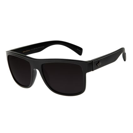fa7449498c674 Óculos de Sol Masculino Chilli Beans Preto 2544