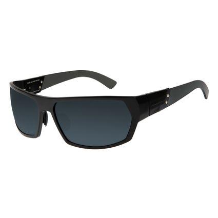 oculos de sol chilli beans masculino esportivo polarizado preto 0215-0401