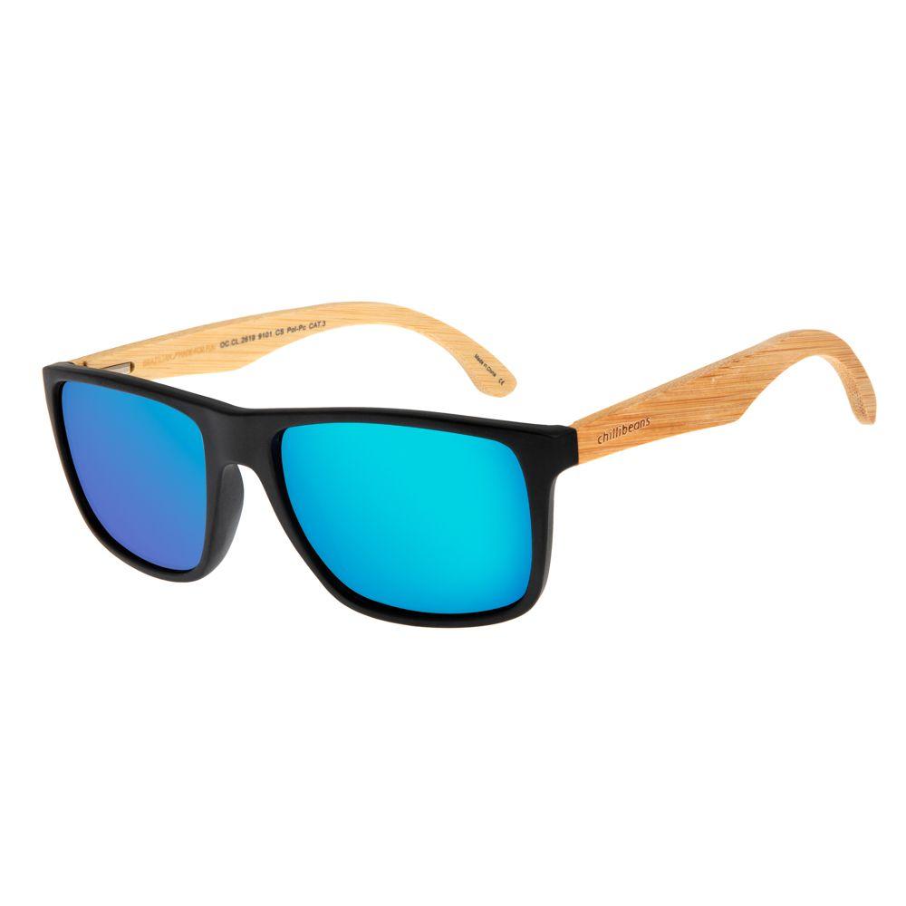Óculos de Sol Feminino Chilli Beans Preto 2619 - OC.CL.2619.9101 M.  OC.CL.2619.9101 81f7420e51