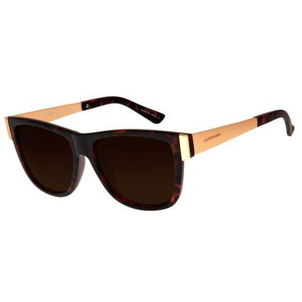 Óculos de Sol Feminino Chilli Beans Tartaruga 2673 f15747809c