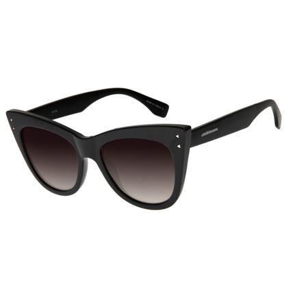 Óculos de Sol Feminino Chilli Beans Preto 2669 34bcb45853