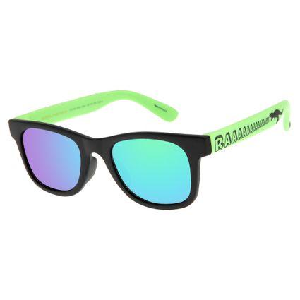 dd95044701a6c Óculos de Sol Infantil Chilli Beans Preto 0583