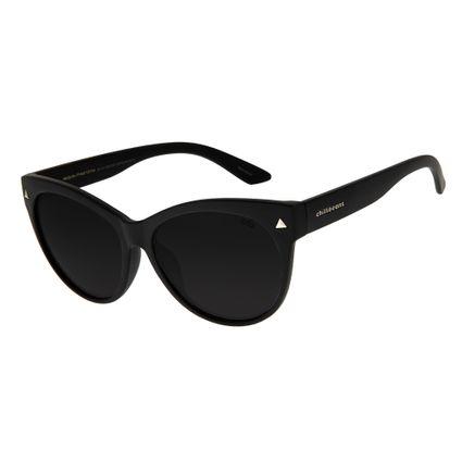 Óculos de Sol Feminino Chilli Beans Preto 2540 2ca934b08b