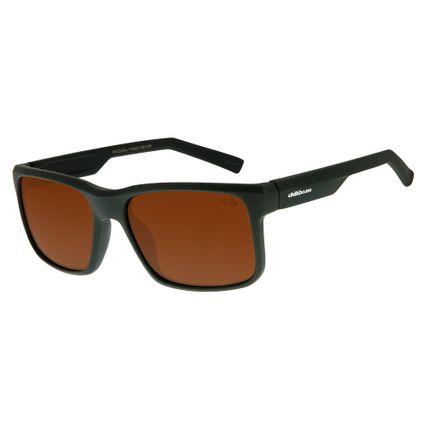 Óculos de Sol Masculino Chilli Beans Verde 1168 8da943dddb