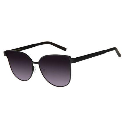Óculos de Sol Feminino Chilli Beans Preto 2571 8ca7b2f787