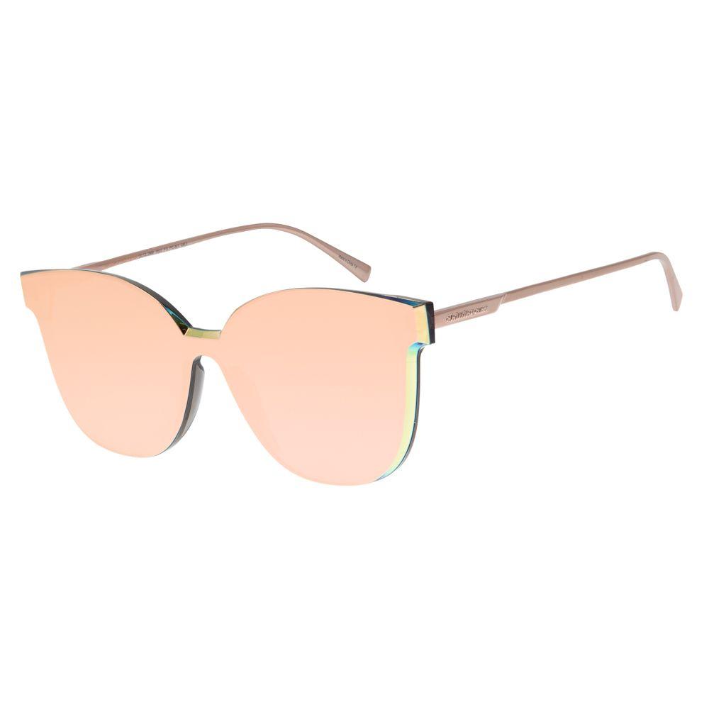 Óculos de Sol Unissex Chilli Beans Summer Block Ônix OC.CL.2666-9522