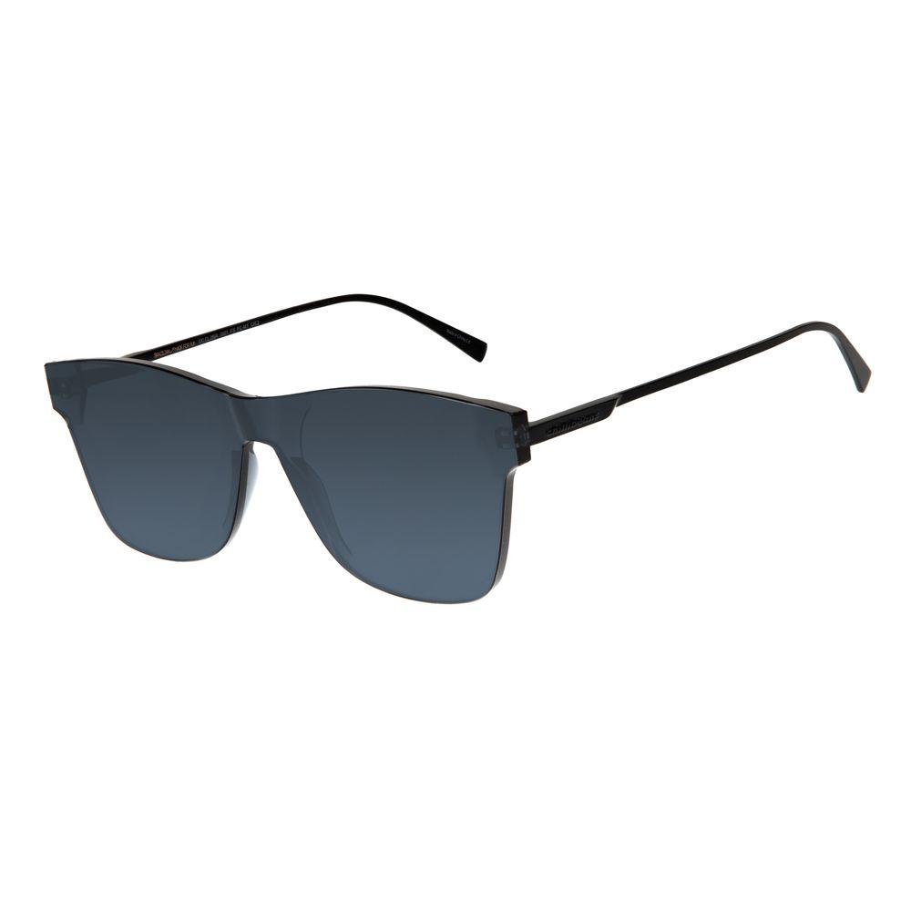 Óculos de Sol Unissex Chilli Beans Summer Block Preto OC.CL.2664-0501